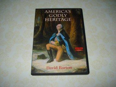 America's Godly Heritage DVD Starring David Barton