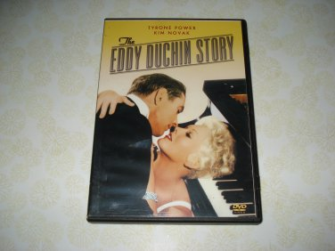 The Eddy Duchin Story DVD Starring Tyrone Power Kim Novak