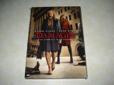 Damages The Complete Third Season DVD Set