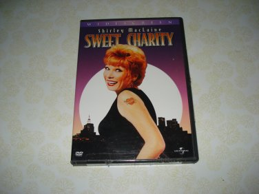Sweet Charity DVD Starring Shirley MacLaine