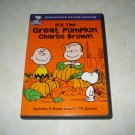 It's The Great Pumpkin Charlie Brown Remastered Deluxe Edition DVD