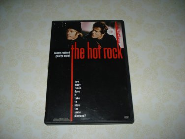 The Hot Rock DVD Starring Robert Redford George Segal