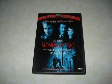 Monument Ave DVD Starring Denis Leary Martin Sheen
