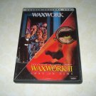 Waxwork Waxwork II Double Feature DVD