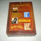 Warner Home Video Shakespeare Collection Boxed DVD Set