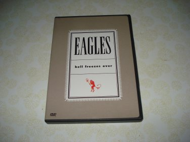 The Eagles Hell Freezes Over DVD