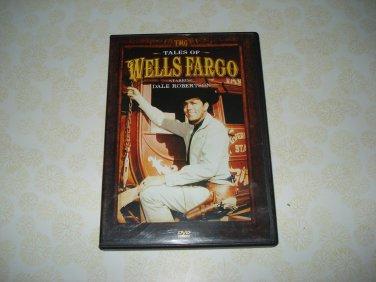 Tales Of Wells Fargo DVD Starring Dale Robertson