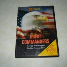 The History Channel Great Commanders George Washington The First American Hero DVD