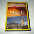 National Geographic World's Last Great Places Deserts DVD