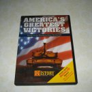 History America's Greatest Victories DVD Patton At The Breakout From Normandy