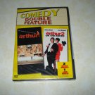 Arthur Arthur 2 On The Rocks Comedy Double Feature DVD