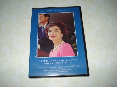 A Tour Of The White House With Mrs. John F. Kennedy DVD