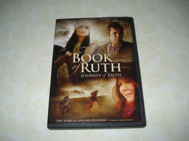 The Book Of Ruth Journey Of Faith DVD