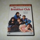 The Breakfast Club DVD Starring Emilio Estevez Molly Ringwald