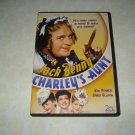 Charley's Aunt DVD Starring Jack Benny