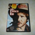 The Frisco Kid DVD Starring Gene Wilder Harrison Ford