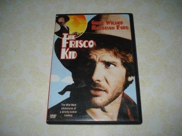 The Frisco Kid DVD Starring Gene Wilder Harrison Ford