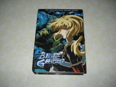 Blue Gender The Complete Blue Gender Series DVD Set