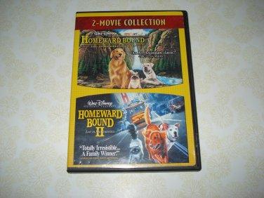Homeward Bound Two Movie Collection DVD Set