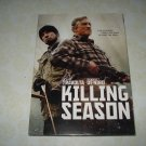 The Killing Season DVD Starring John Travolta Robert De Niro
