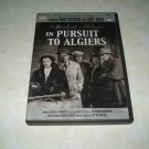 Sherlock Homes In Pursuit To Algiers DVD