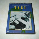 The Milestone Collection Tabu DVD