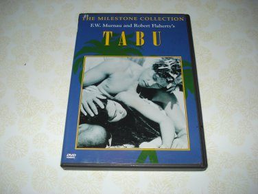 The Milestone Collection Tabu DVD