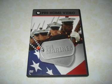 PBS Home Video The Marines DVD