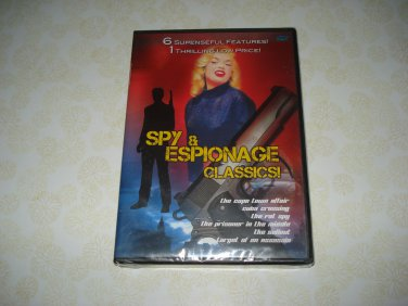Spy And Espionage Classics DVD