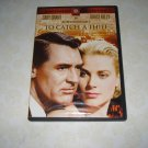 To Catch A Thief DVD Starring Cary Grant Grace Kelly