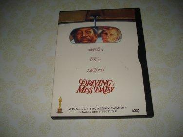 Driving Miss Daisy DVD Starring Morgan Freeman Jessica Tandy Dan Aykroyd