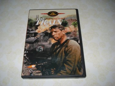 The Train DVD Starring Burt Lancaster