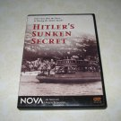 Nova Hitler's Sunken Secret DVD