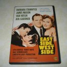 East Side West Side DVD Starring Barbara Stanwyck Ava Gardner
