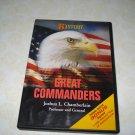 History Great Commanders Joshua Chamberlain DVD