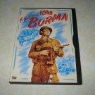 Objective Burma DVD Starring Errrol Flynn