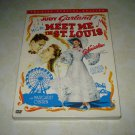 Meet Me In St. Louis Two Disc Special Edition DVD Set