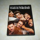 This Is The End DVD Starring James Franco Jonah Hill