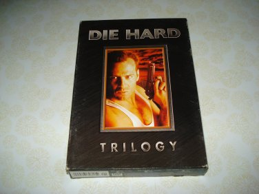 Die Hard Trilogy DVD Set