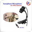 Pro Condenser Instrument Microfone Saxophone Microphone for AKG Samson Wireless System XLR 3Pin