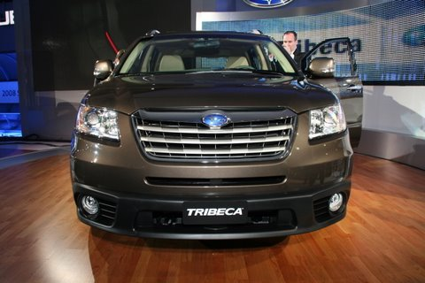2008 Tribeca - 7SEAT Limited/Navi/DVD