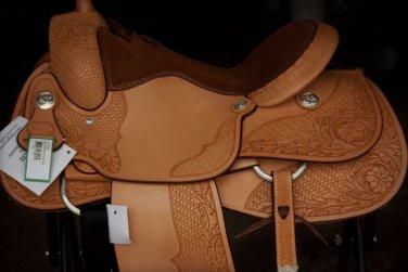 """Billy Cook Millennium Reiner Reining Saddle 16"""""""