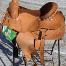 "Billy Cook 16"" Post Roping Saddle"