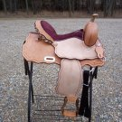 "Billy Cook 15""  Texas Wave Barrel Racer Saddle"