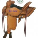 "Billy Cook 15.5"" Carlos Ranch Roping Saddle Clearance"