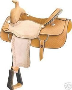 """Billy Cook 15.5"""" or 16"""" Dime Box  Roping Saddle Clearance $"""