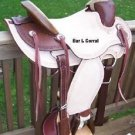 "Billy Cook Carlos Wade 16"" Roping Saddle"