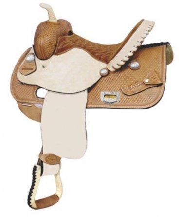 """Billy Cook Blackwood Racer 15"""" Saddle"""