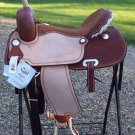Billy Cook Highlander Barrel Racer Saddle 15""