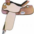 Billy Cook EP Barrel Racer Saddle 14""